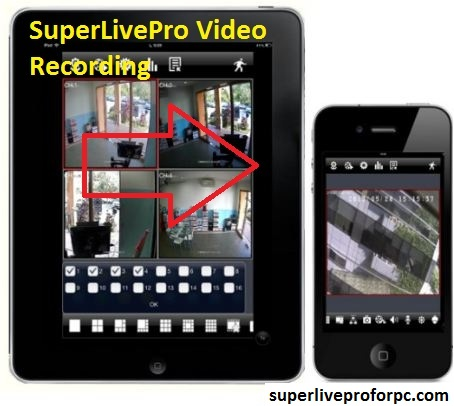 download superlivepro for ios device