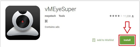 vMEyeSuper APK App download for Android