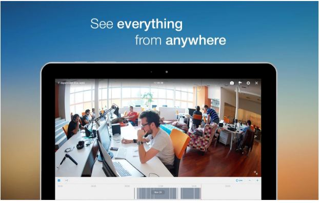video surveillance ivideon app download android ios