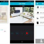 mydlink Lite App Features