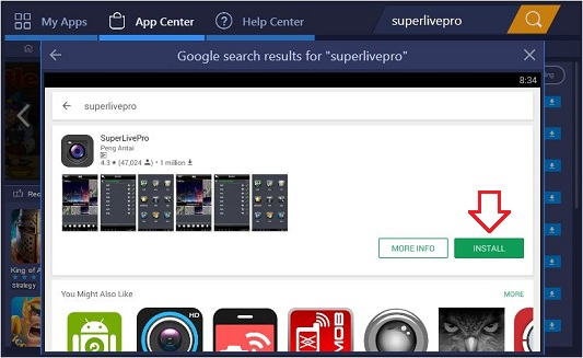 SuperLivePro for Windows Vista XP 7 8 10 PC Laptop Download