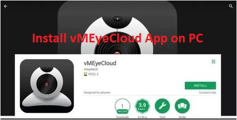 vMEyeCloud for PC Windows 7 8 10 Mac Free Download
